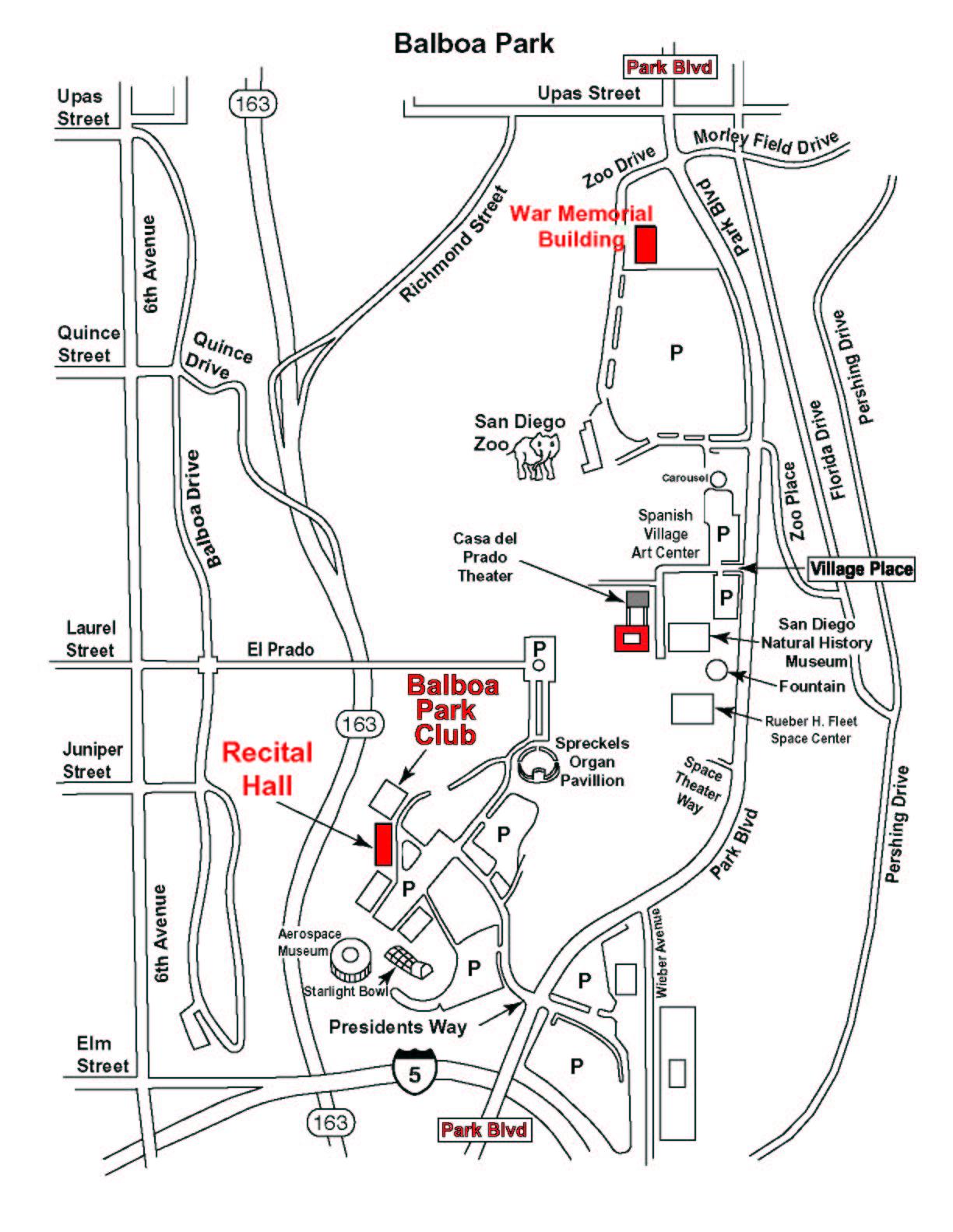 Map of Balboa Park Map Balboa Park on rockridge map, carlsbad map, prado park lake map, la jolla cove map, vondelpark map, glen park ca map, seaworld map, huntington library map, old mission dam map, golden gate national recreation area map, north park map, mission trails regional park map, panama location on world map, carmel mountain ranch map, south park map, lake balboa map, san diego map, presidio park map, amelia earhart park map, petco park map,
